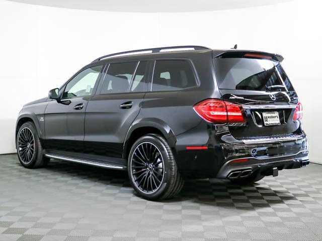 New 2018 mercedes benz amg gls 63 4matic suv near for Walter s mercedes benz riverside