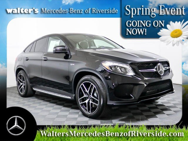 New 2019 Mercedes-Benz AMG® GLE 43 4MATIC® Coupe