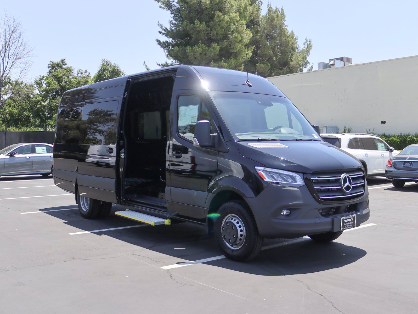 New 2020 Mercedes-Benz Sprinter Cargo Van