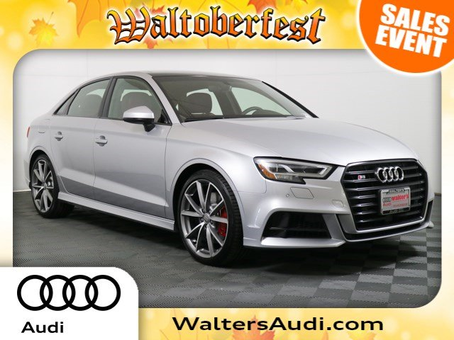 New Audi S Premium Plus Sedan Near Riverside A - 2018 audi s3