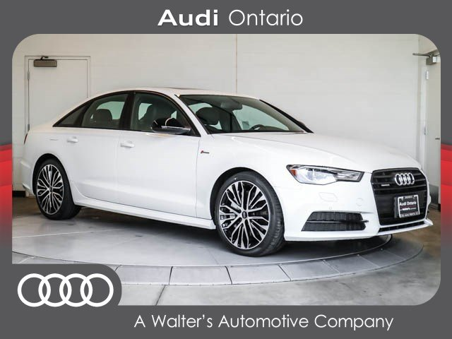 New 2018 Audi A6 Sport Sedan near Riverside #2738K | Walter's ... Audi A Anium Gray on