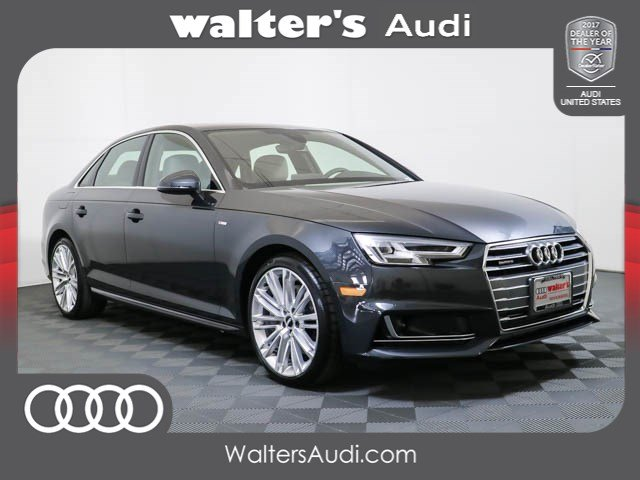 New 2018 audi a4 prestige sedan near riverside 12365a for Walters mercedes benz riverside