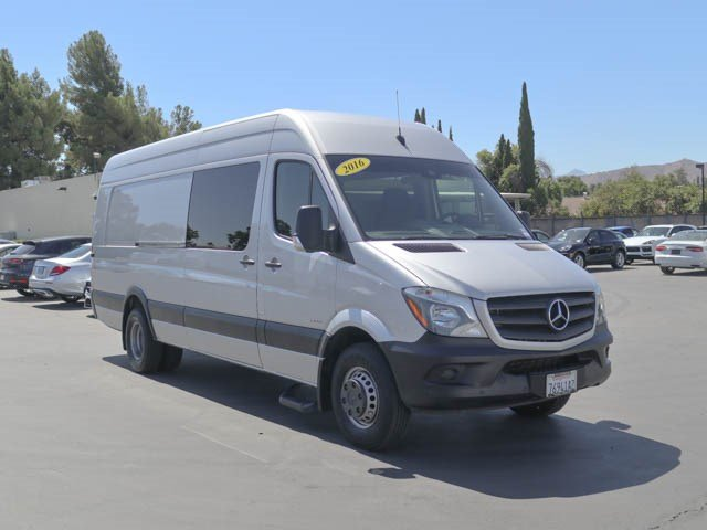 Pre-Owned 2016 Mercedes-Benz Sprinter Cargo Van RWD 3500 170 EXT