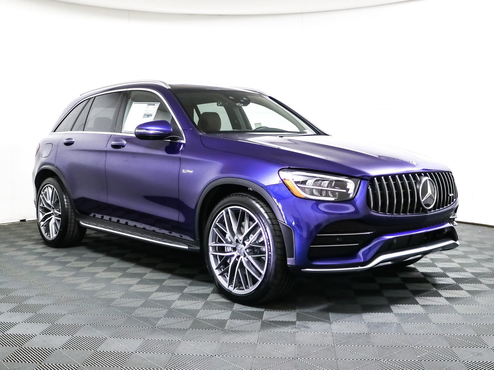 New 2020 Mercedes-Benz AMG® GLC 43 4MATIC®