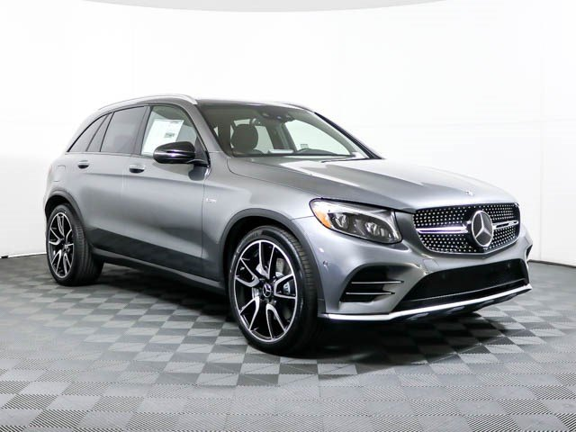 Glc 43 Amg >> New 2019 Mercedes Benz Amg Glc 43 4matic Awd