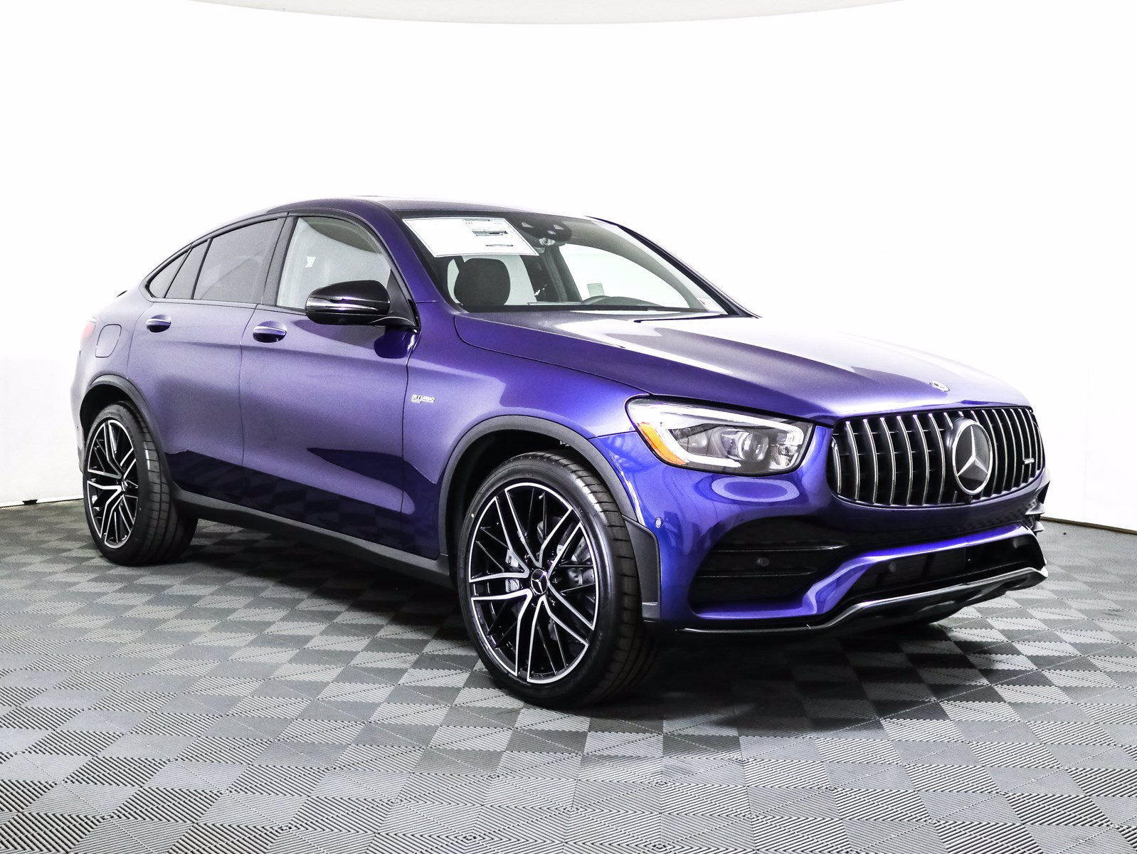 New 2020 Mercedes-Benz AMG® GLC 43 4MATIC® Coupe