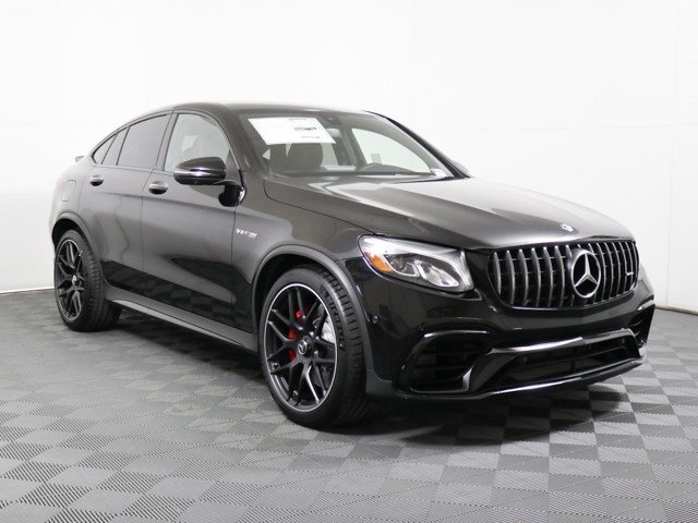 New 2019 Mercedes Benz Amg Glc 63 S 4matic Coupe Awd
