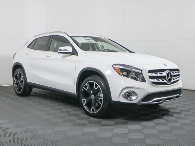 New 2020 Mercedes-Benz GLA 250 4MATIC®
