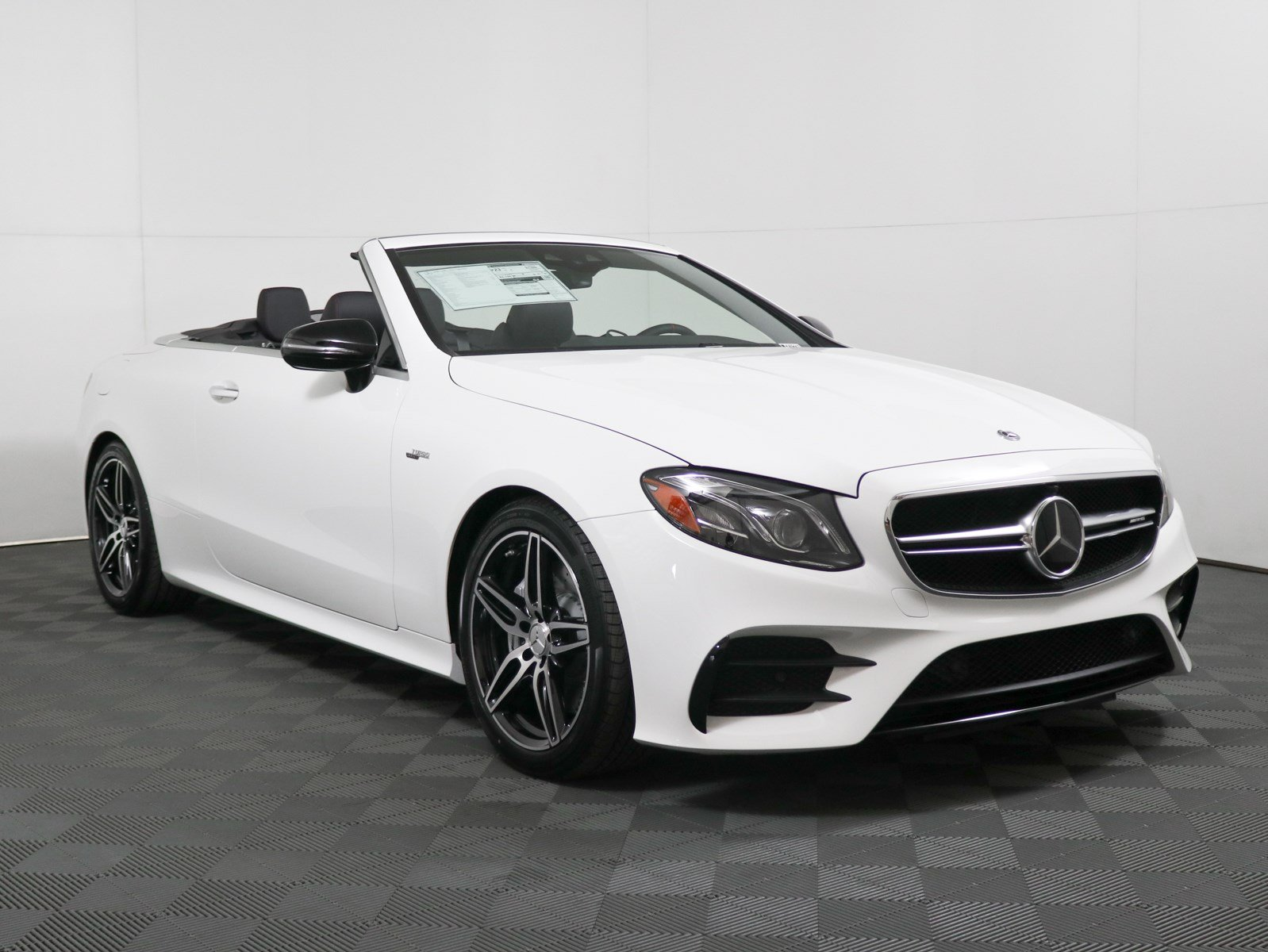 New 2020 Mercedes-Benz AMG® E 53 4MATIC® Cabriolet