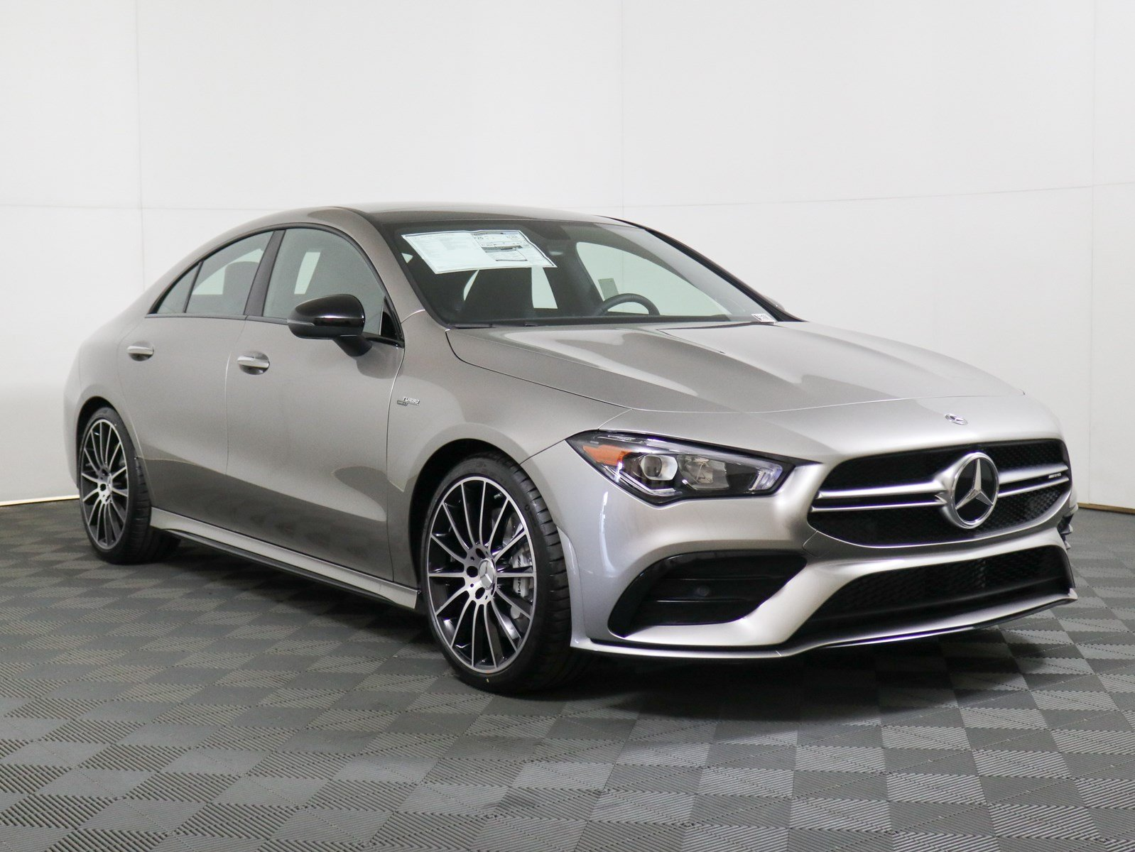 New 2020 Mercedes-Benz AMG® CLA 35 4MATIC®