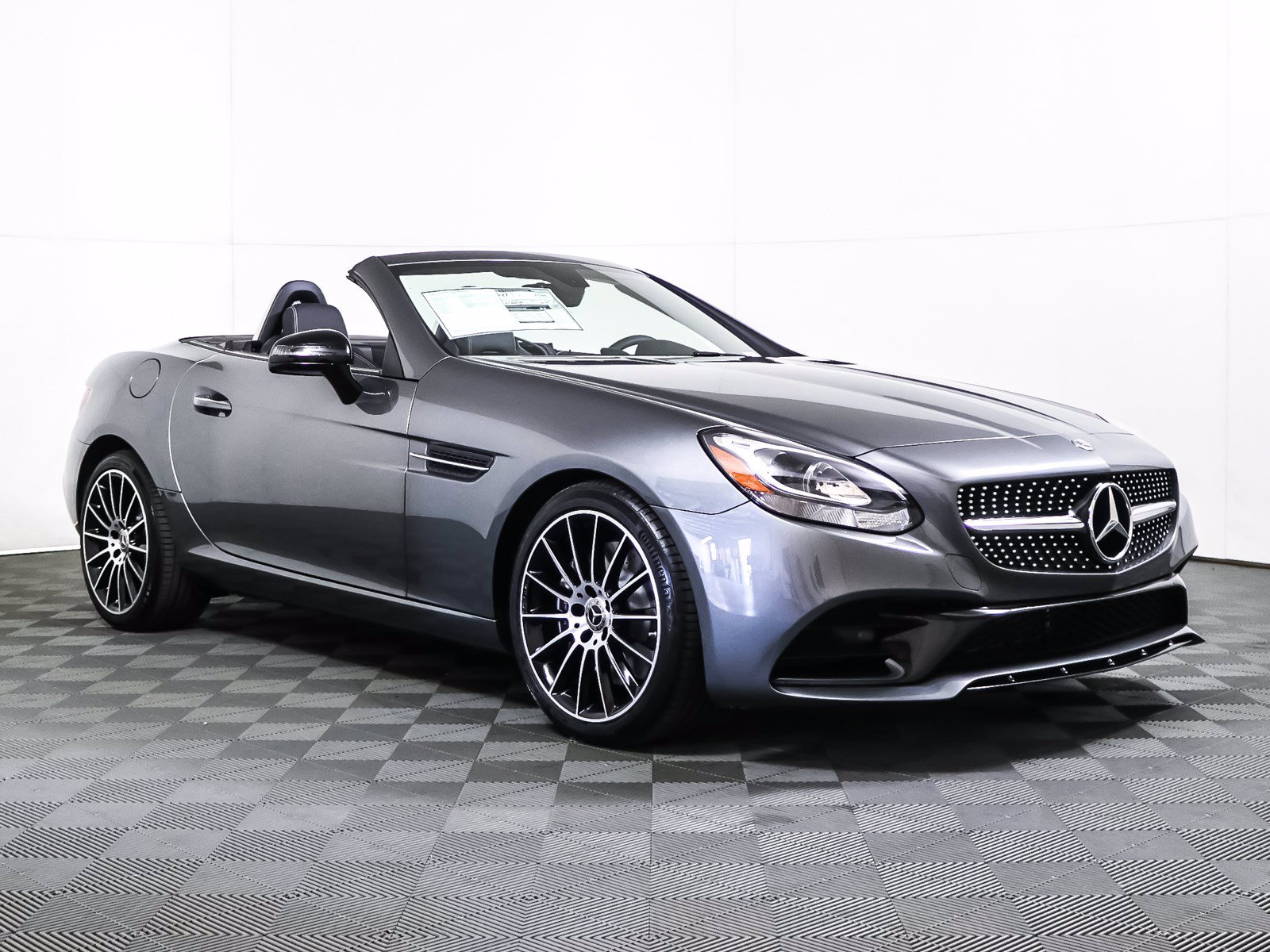 New 2020 Mercedes-Benz SLC 300 Roadster