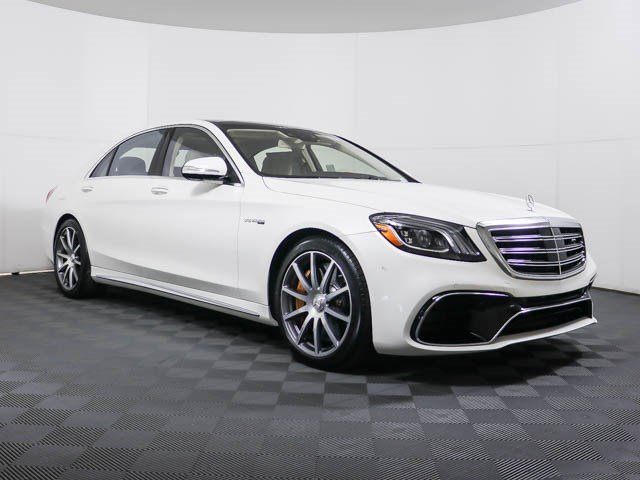 New 2019 Mercedes-Benz S-Class AMG® S 63 4MATIC