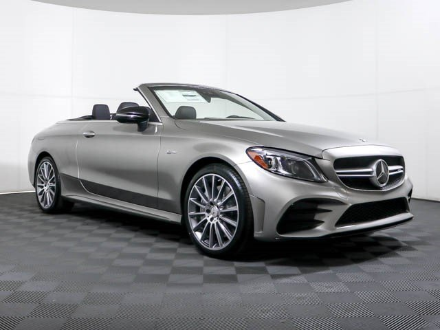New 2019 Mercedes-Benz AMG® C 43 4MATIC® Cabriolet