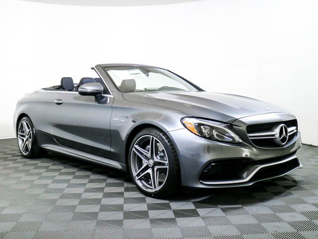 Pre-Owned 2018 Mercedes-Benz AMG® C 63 Cabriolet