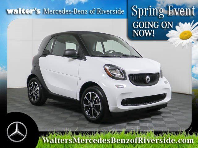 Pre Owned 2017 Smart Fortwo Pion