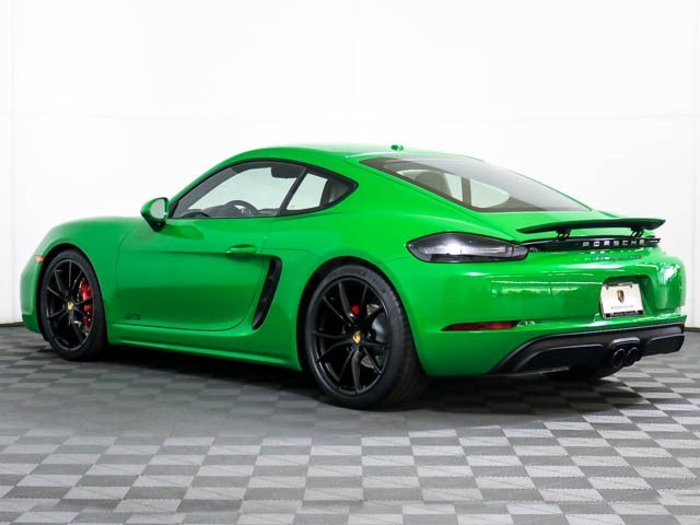 new 2018 porsche 718 cayman gts coupe near riverside #10508p