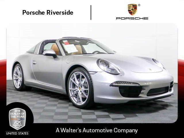 Certified Pre Owned 2016 Porsche 911 Targa 4 Coupe Near Riverside