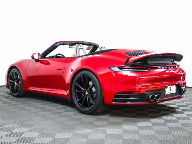 New 2020 Porsche 911 Carrera 4s Cabriolet Convertible Near Riverside 11466p Walter S Automotive Group