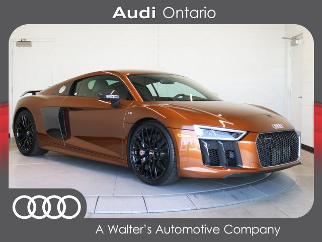 New 2018 Audi R8 Coupe V10 Plus Awd