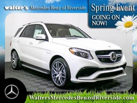 Pre-Owned 2018 Mercedes-Benz AMG® GLE 63 4MATIC®