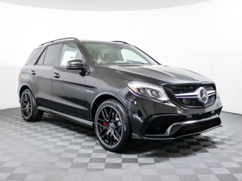 New 2019 Mercedes-Benz AMG® GLE 63 S 4MATIC®