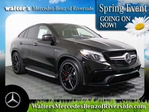 New 2019 Mercedes-Benz AMG® GLE 63 S 4MATIC® Coupe