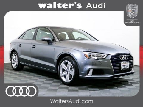 Pre-Owned 2018 Audi A3 Sedan Premium Sedan near Riverside #7148UASL