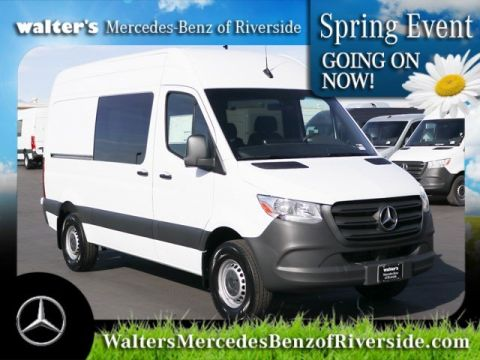 New 2019 Mercedes-Benz Sprinter Crew Van