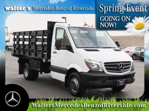 New 2017 Mercedes-Benz Sprinter Cab Chassis