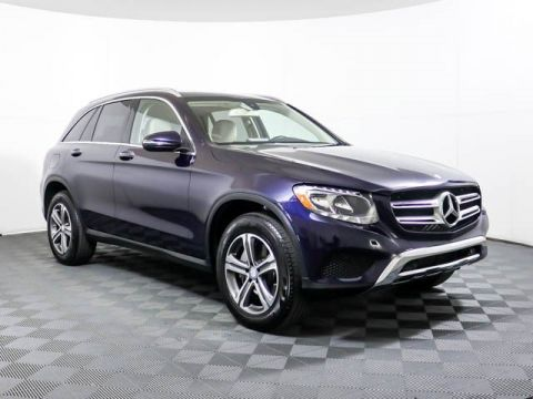 Certified Pre-Owned 2016 Mercedes-Benz GLC 300