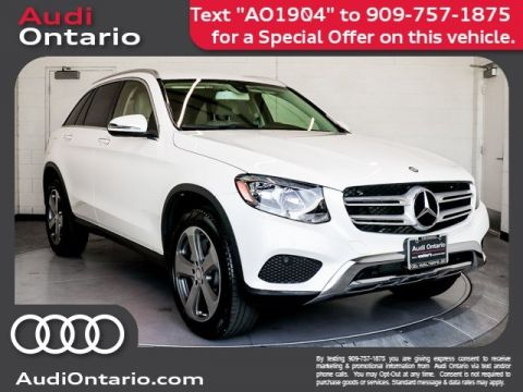 Pre-Owned 2016 Mercedes-Benz GLC 300
