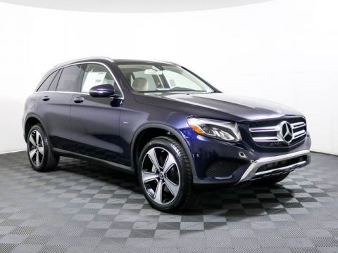 New 2019 Mercedes-Benz GLC 350e 4MATIC®
