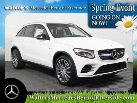 New 2019 Mercedes-Benz AMG® GLC 43 4MATIC®