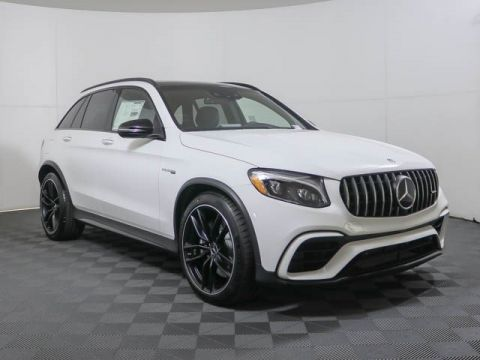 New 2019 Mercedes-Benz AMG® GLC 63 4MATIC®