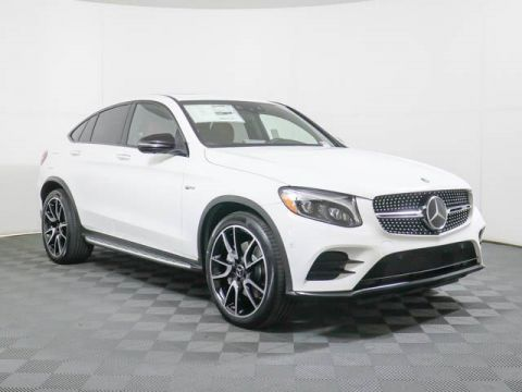 New 2019 Mercedes-Benz AMG® GLC 43 4MATIC® Coupe