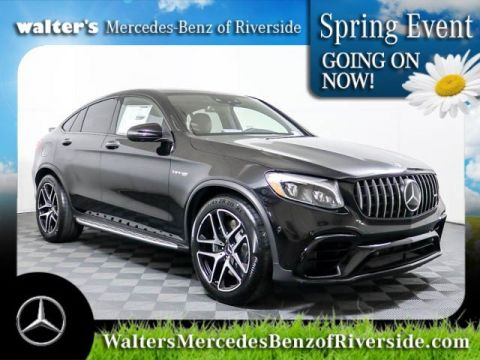 New 2019 Mercedes-Benz AMG® GLC 63 4MATIC® Coupe