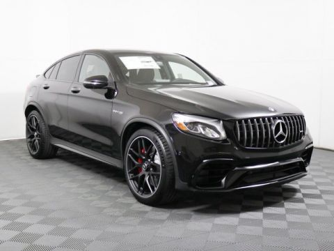 New 2019 Mercedes-Benz AMG® GLC 63 S 4MATIC® Coupe