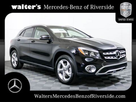 New 2019 Mercedes-Benz GLA 250 4MATIC®
