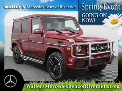 Pre-Owned 2018 Mercedes-Benz AMG® G 63 4MATIC®