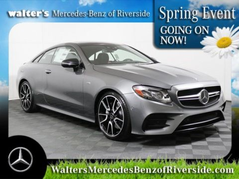 New 2019 Mercedes-Benz AMG® E 53 4MATIC® Coupe