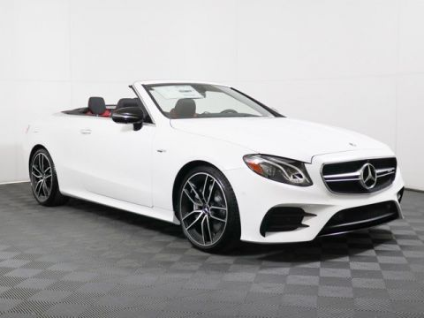 New 2019 Mercedes-Benz AMG® E 53 4MATIC® Cabriolet