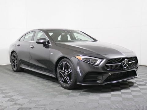 New 2019 Mercedes-Benz CLS 450 4MATIC®
