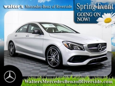 New 2019 Mercedes-Benz CLA 250