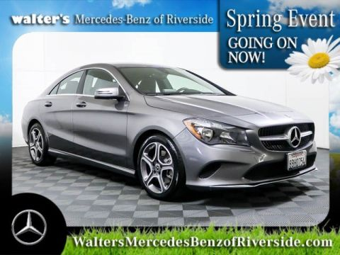 Pre-Owned 2018 Mercedes-Benz CLA 250