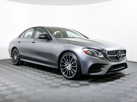 New 2019 Mercedes-Benz AMG® E 53 4MATIC®